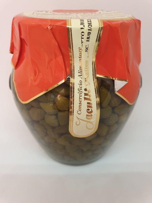 Mazie kaperi vīna etiķī, 290 gr
