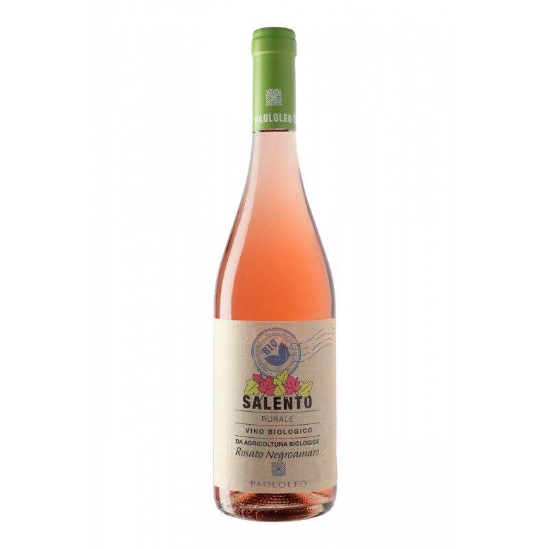 BIO rozā vīns, 0,75l / izpārdots/