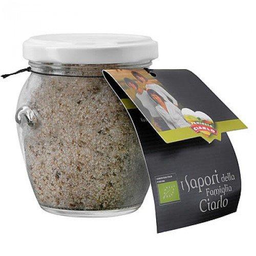 BIO jūras sāls-garšvielu maisījums, 180gr