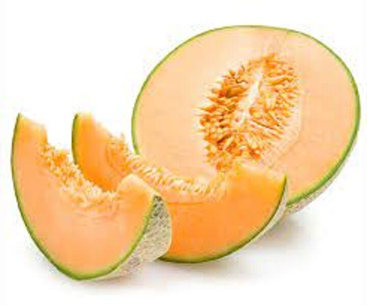 BIO oranža melone, 1 kg