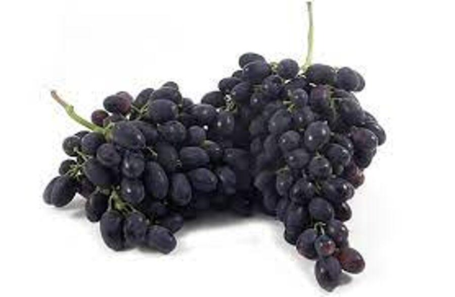 BIO melnās vīnogas, 1kg