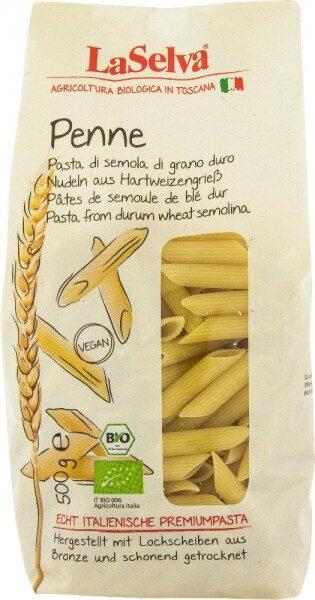 "BIO pasta ""Penne"", 500gr"