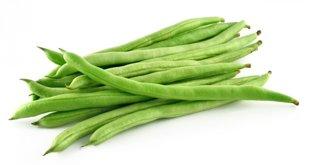 BIO zaļās cūku pupas, 1kg