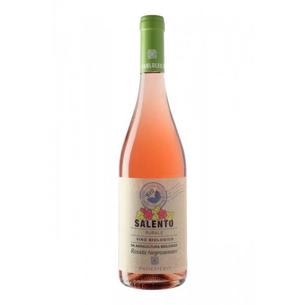 BIO rozā vīns, 0,75l