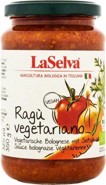 BIO veģetārā boloņas tomātu mērce, 350gr