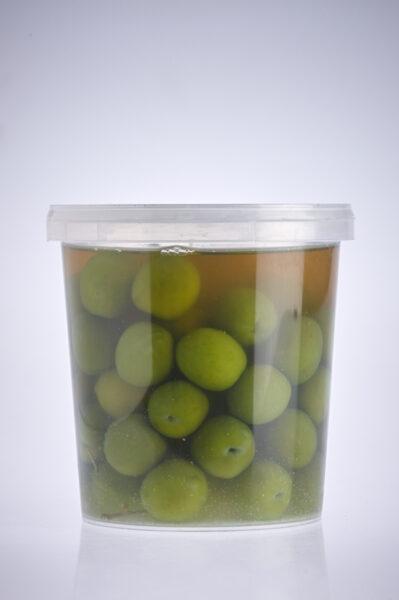 Maigās, zalās olīvas sālsūdenī, 300gr